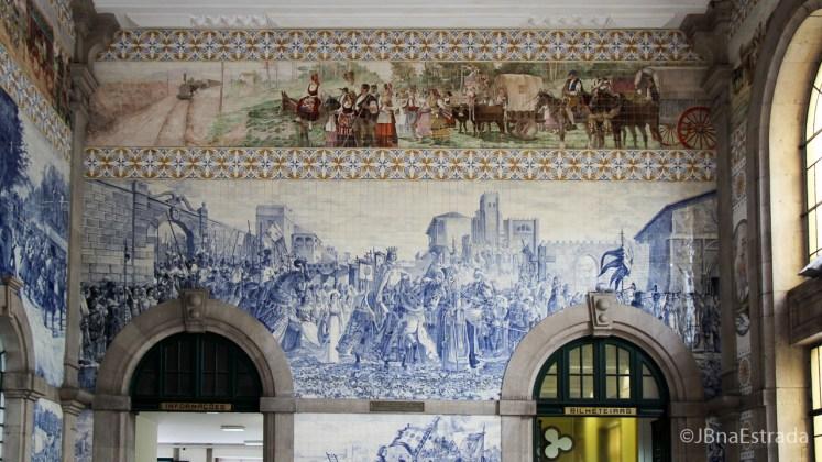 Portugal - Porto - Estacao de Sao Bento