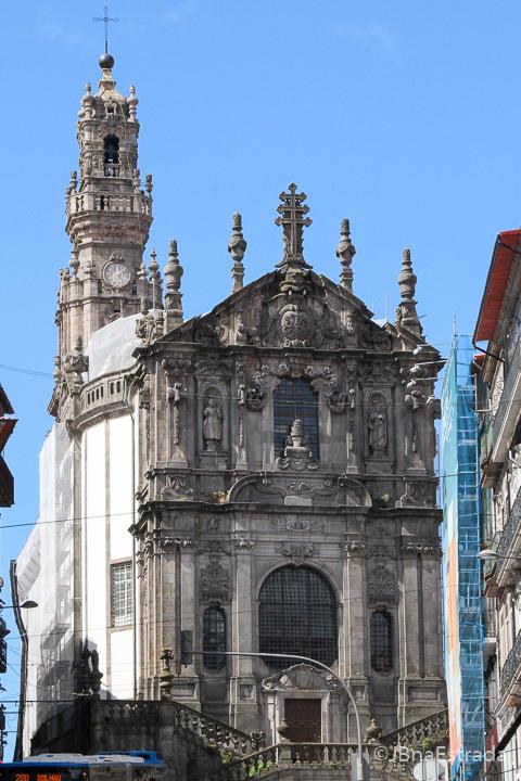 Portugal - Porto - Igreja e Torre dos Clerigos