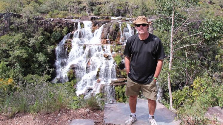 Brasil - Goias - Chapada dos Veadeiros - Cachoeira Almecegas I