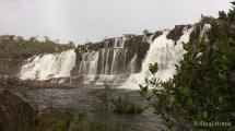 Brasil - Goias - Chapada dos Veadeiros - Cataratas dos Couros - Primeira Queda