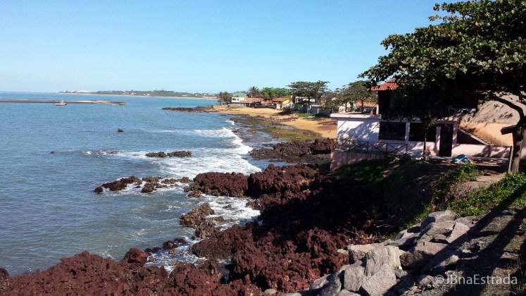 Brasil - Espirito Santo - Anchieta - Praia de Ubu