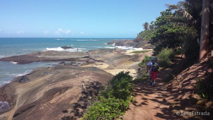 Brasil - Espirito Santo - Guarapari - Praia de Pelotas