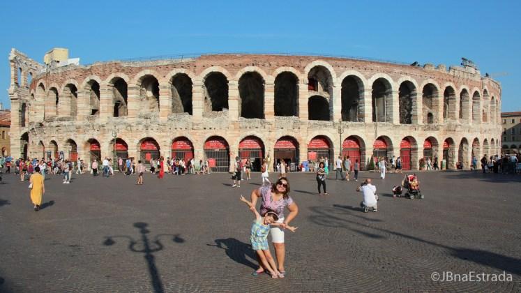 Italia - Verona - Anfiteatro Romano