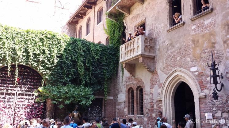 Italia - Verona - Casa di Giulietta