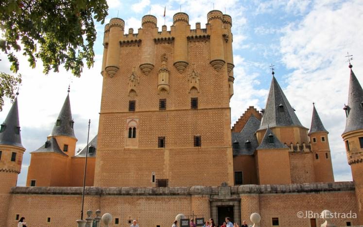 Espanha - Segovia - Alcazar