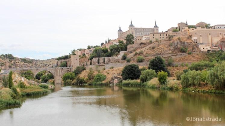 Espanha - Toledo - Rio Tejo