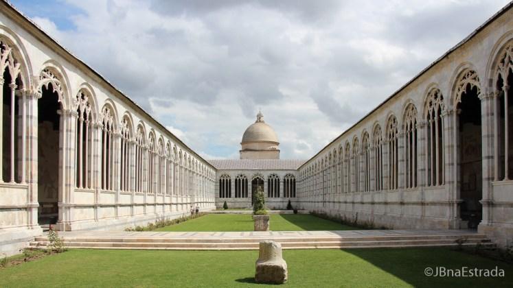 Italia - Pisa - Piazza dei Miracoli - Camposanto