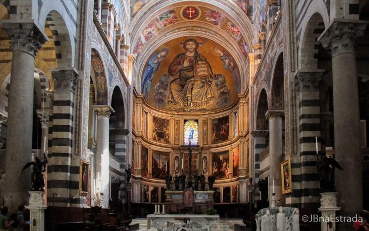 Italia - Pisa - Piazza dei Miracoli - Duomo