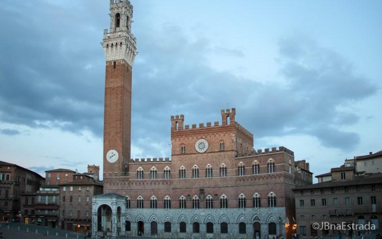 Italia - Siena - Piazza del Campo