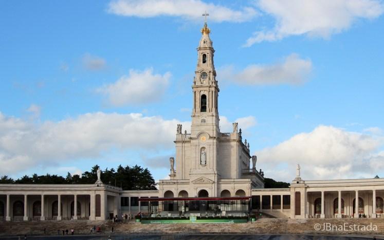 Portugal - Fatima - Santuario de Fatima