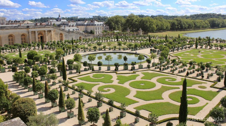 Franca-Paris-Palacio-de-Versailles-Jardins