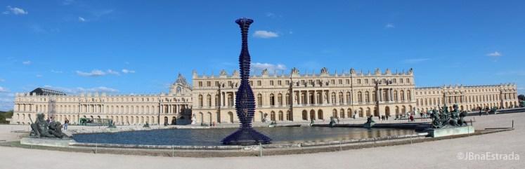 Franca - Paris - Palacio de Versailles