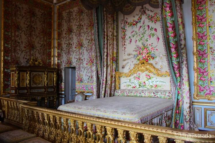 Franca - Paris - Palacio-de-Versailles - Quarto da Rainha