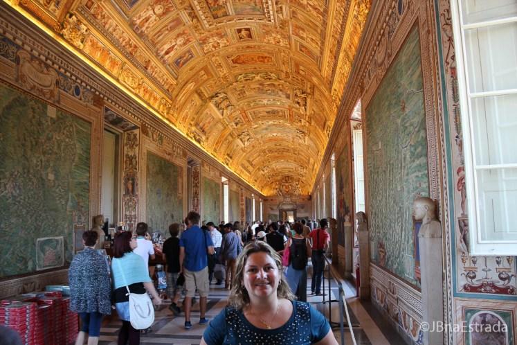 Museus do Vaticano - Galeria dos Mapas