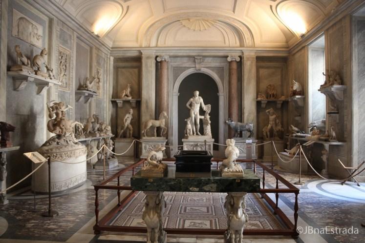 Museus do Vaticano - Museu Pio Clementino - Sala dos Animais