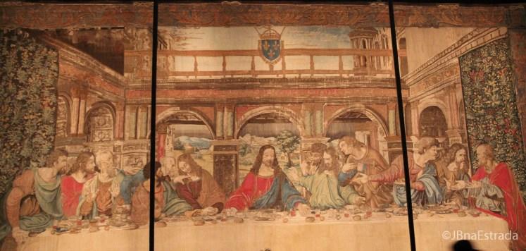 Museus Vaticanos - Museu Pio Clementino - Tapecarias