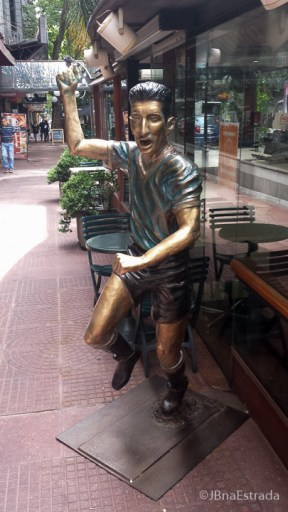 Uruguai - Montevideu - Alcides Ghiggia