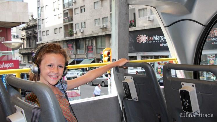 Uruguai - Montevideu - Passeio de Bus Turistico