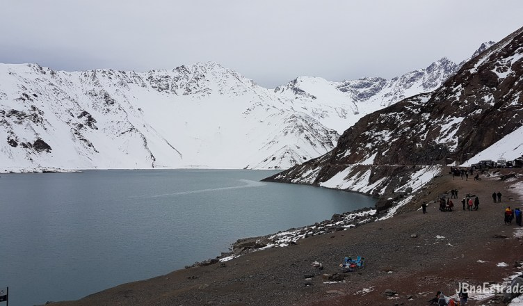 Chile - Cajon del Maipo - Embalse el Yeso