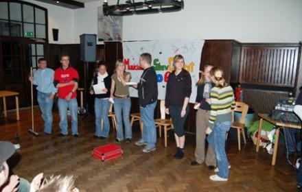 Spieleabend Impro Theater 2