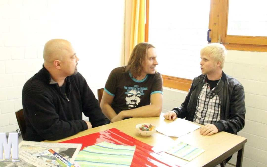 Killer-Interview bei venue music