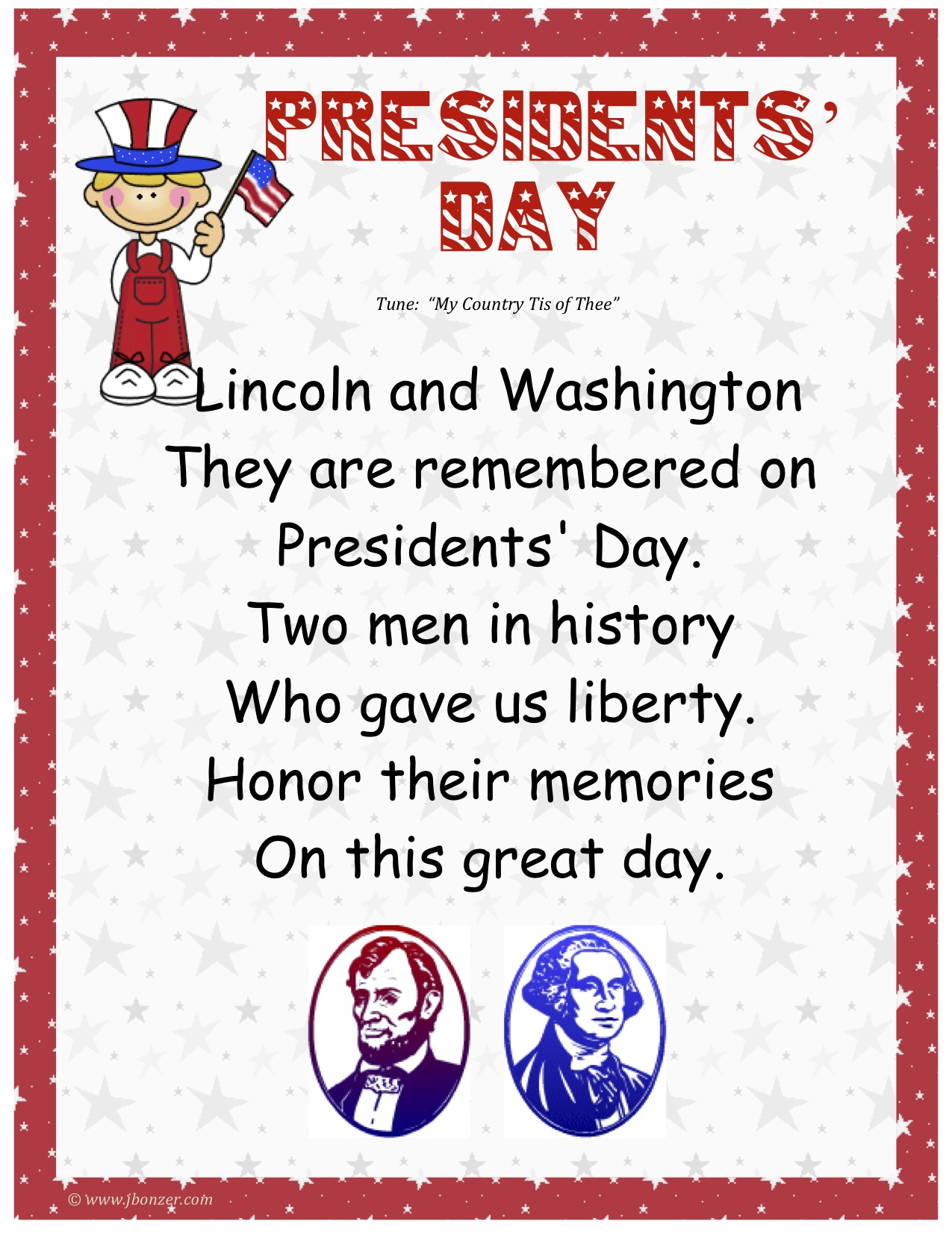 Images About Presidents Day