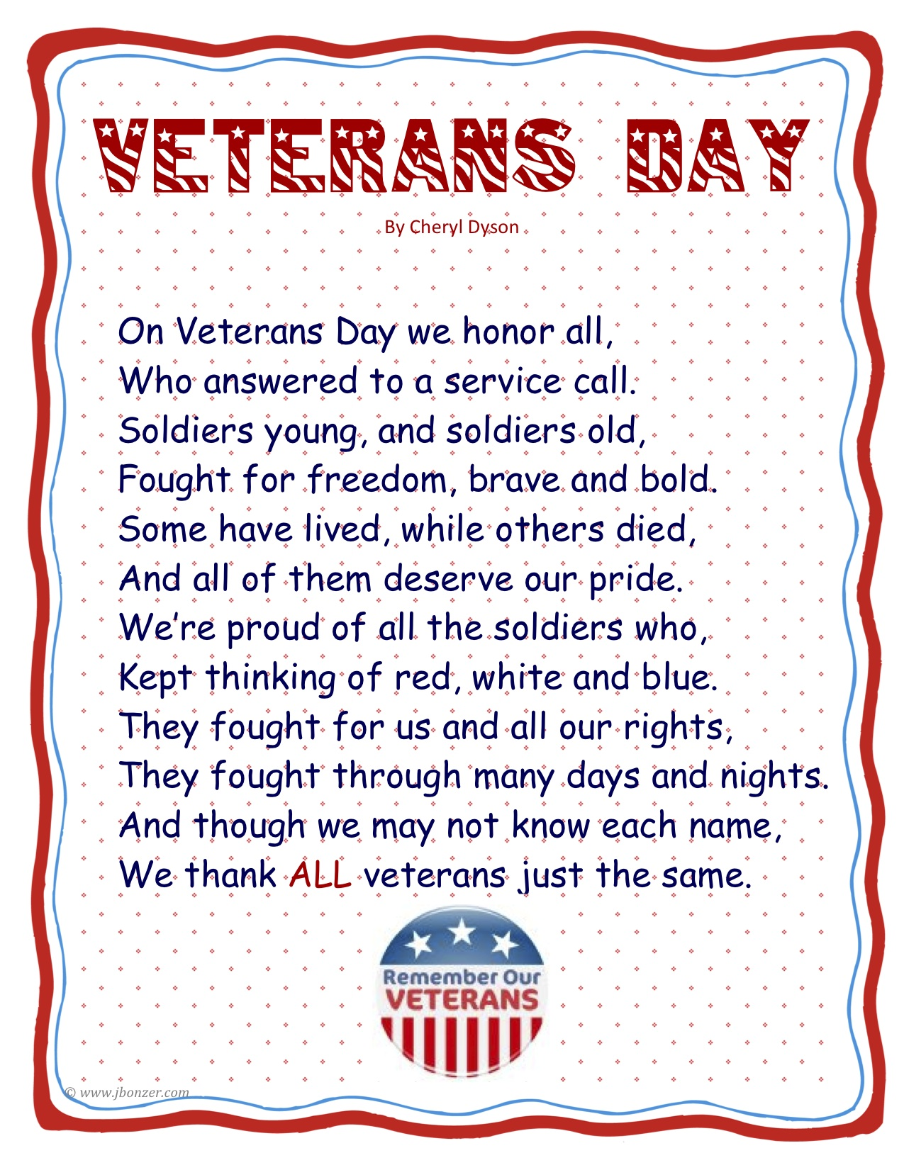 Home Grown Hearts Academy Homeschool Blog Veterans Day