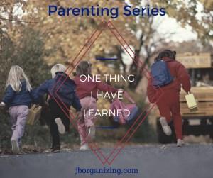PARENTING SERIES GRAPHIC