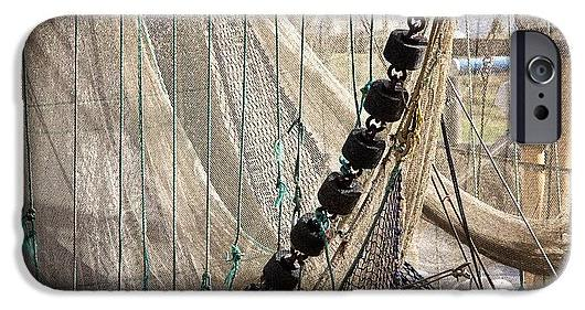 Fishing Net Drying Phone