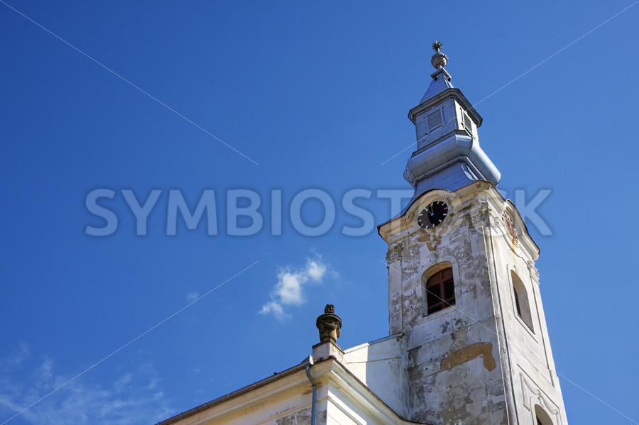 Hungarian church - Jan Brons Stock Images