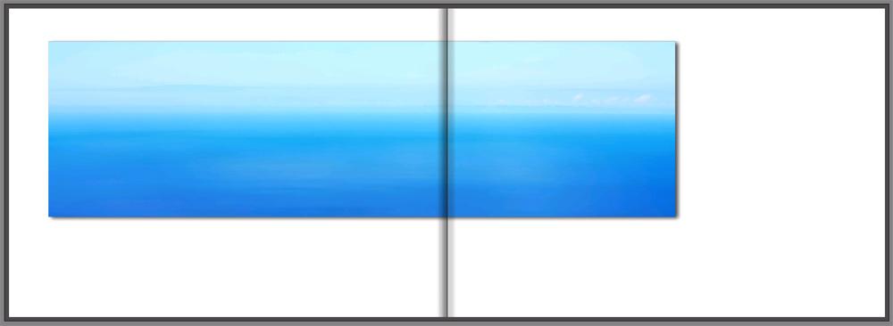 atlantic ocean view photobook