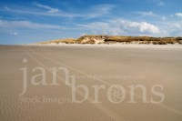 Wadden Sea - Terschelling -Stock Image: Stock Image By Jan Brons