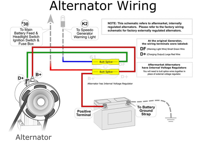 alternator 800 jpg resize 665 485 wiring diagram for vw generator wiring image 665 x 485