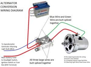 EMPI VW Alternator | Generator | Conversion Kits | JBugs