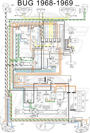 VW Tech Article 196869 Wiring Diagram