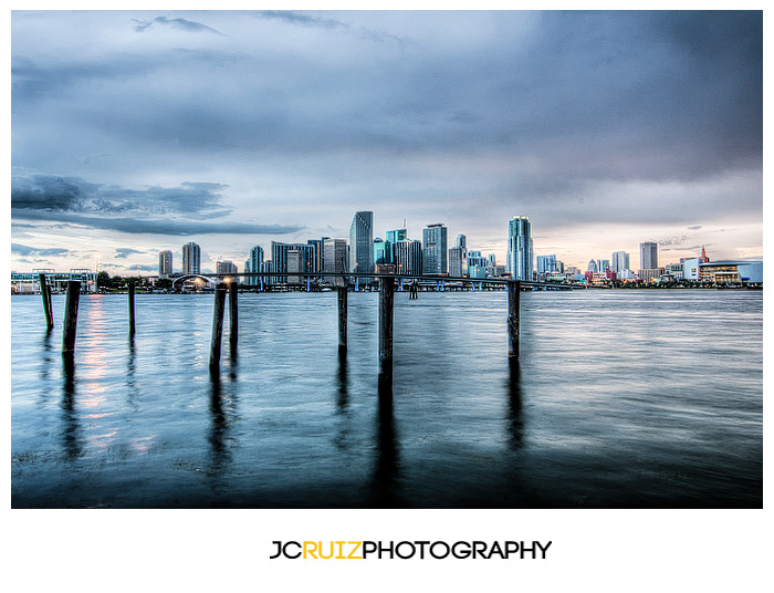 Miami Skyline - JC Ruiz Photography