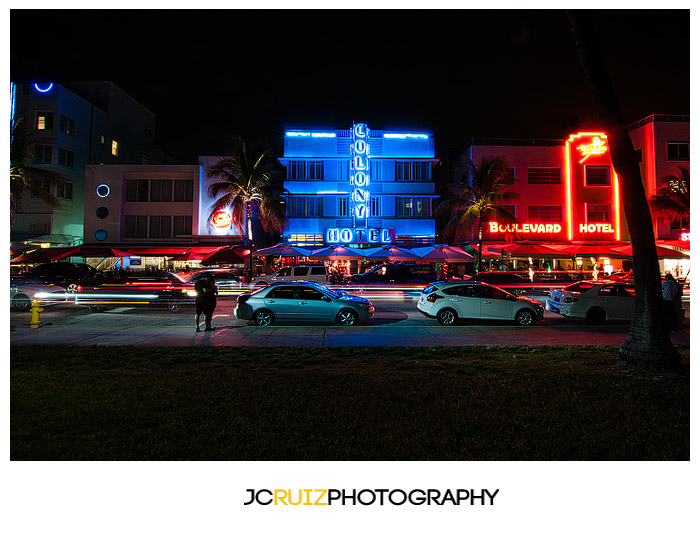 Colony Hotel - JC Ruiz Photography