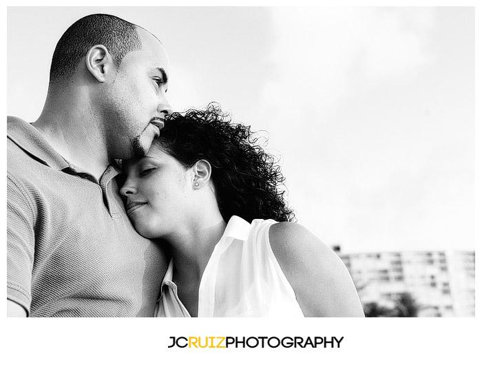 Fort Lauderdale engagement shoot