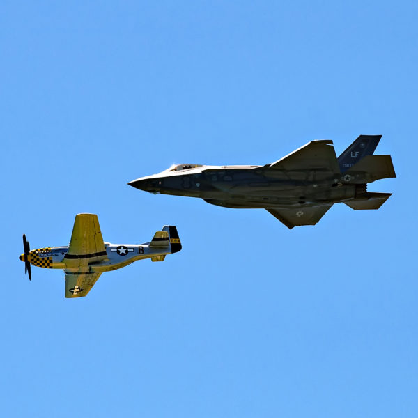 F-35 Heritage Flight