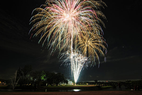 tips on fireworks photography