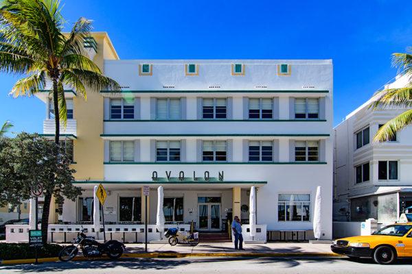 Avalon Hotel, Miami Beach