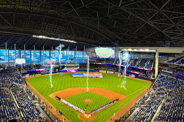 Miami Marlins Opening Day