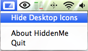 hiddenme mac