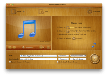 Bigasoft Audio converter mac