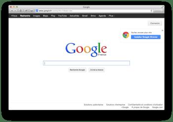 Google reputation sur Internet
