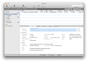 comment configurer Bittorrent