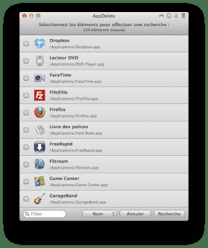 AppDelete mac