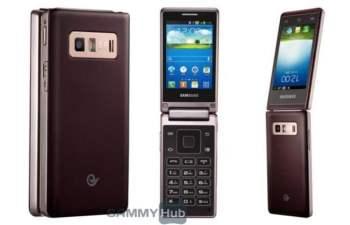 Samsung Galaxy Folder clapet