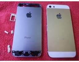 iPhone 5S vs iPhone 5c pics