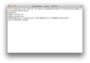 cle de demmarrage ubuntu